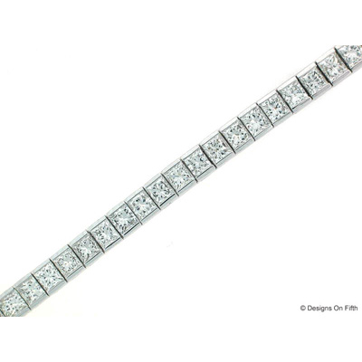 View Platinum Gold<BR>  Bracelet